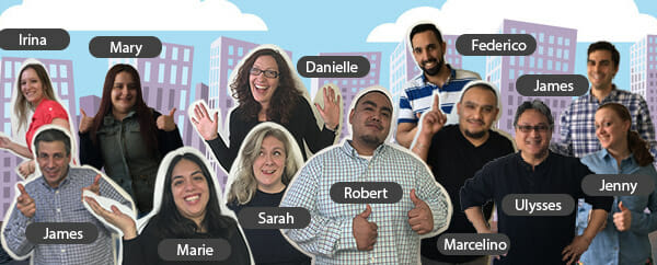 chicago moving company team