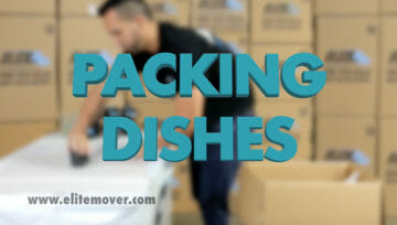 How to Pack Your Dishes in a DishPack