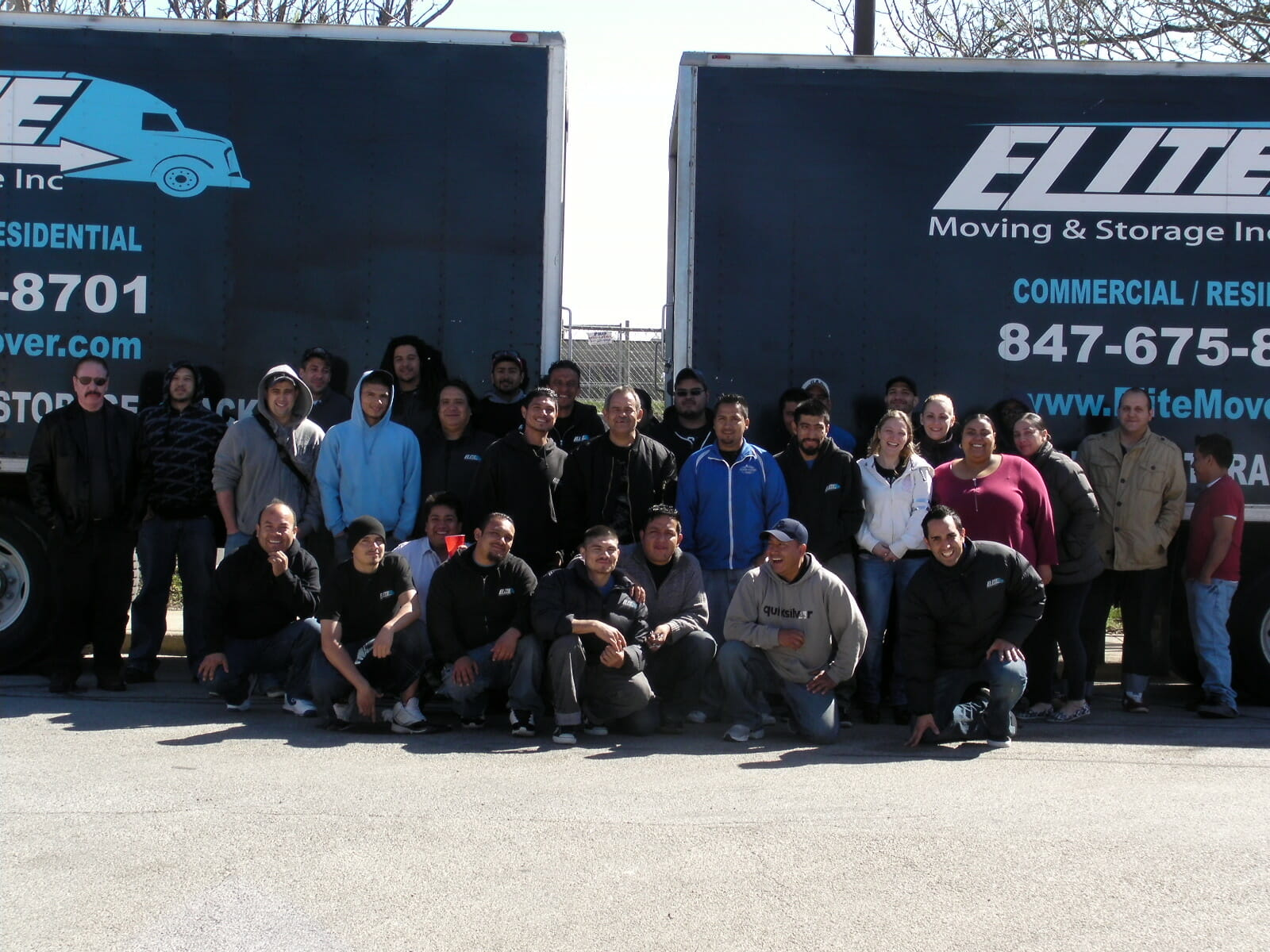 Elite Moving & Storage Team