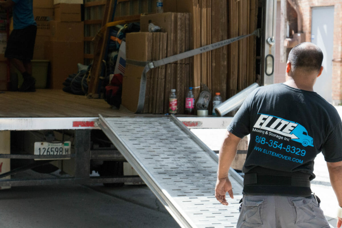 Managing the Moving Truck