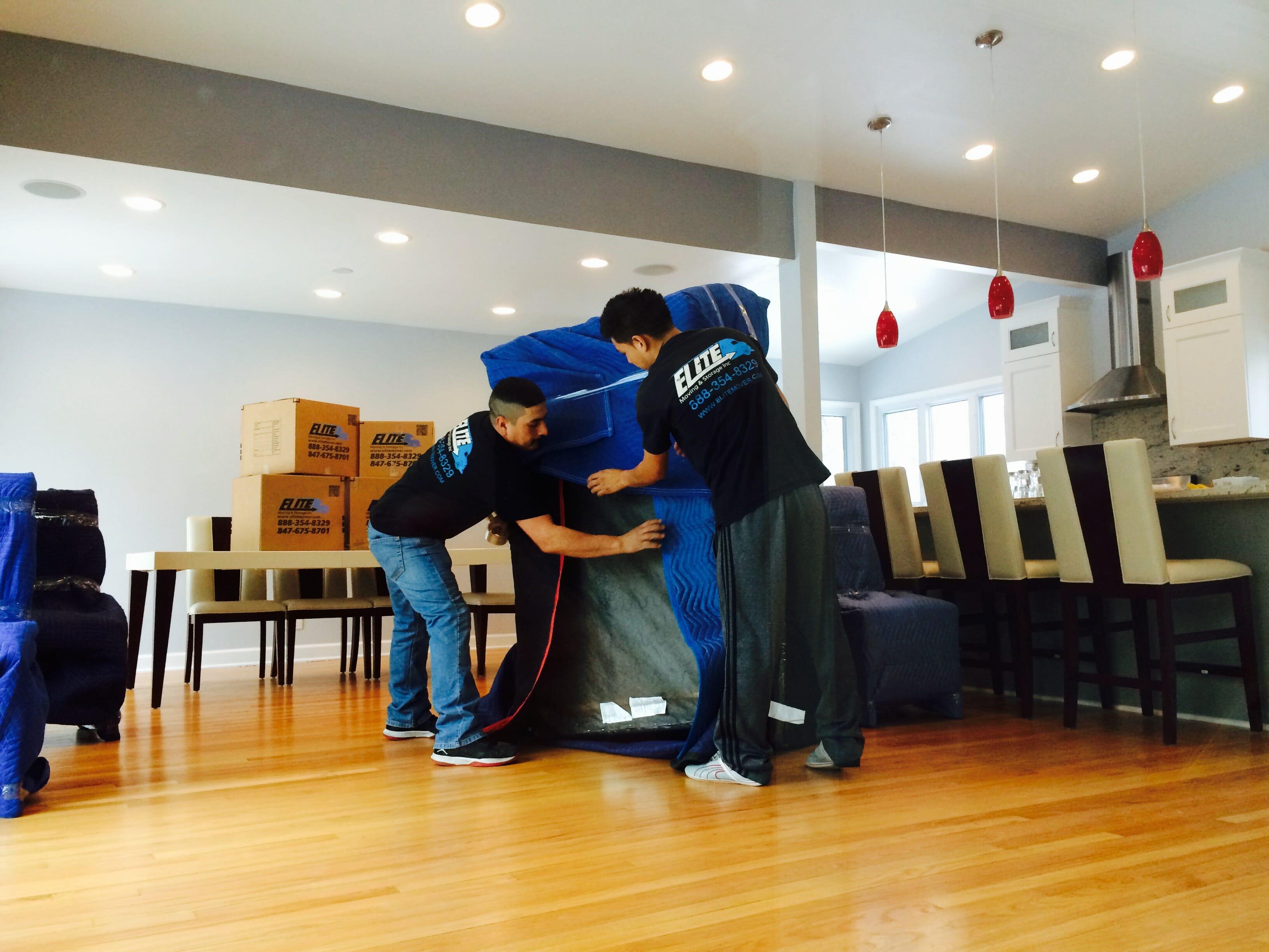 Elite Movers Teamwork
