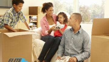 Moving with Kids: Easing the Transition