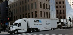 Elite-moving-truck-driving-Chicago