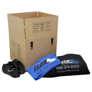 elite moving storage box