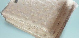 mattress cover storage