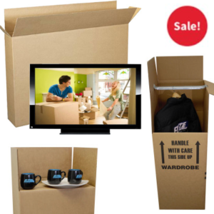 moving box sale