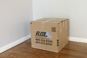 Elite Box Ready to Unpack