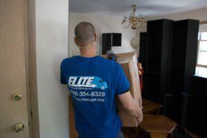 Elite movers heavy lifting