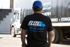 Elite Moving Shirt Back tshirt